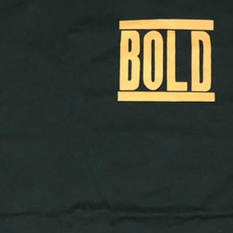 """BOLD """"Logo"""" Green"""