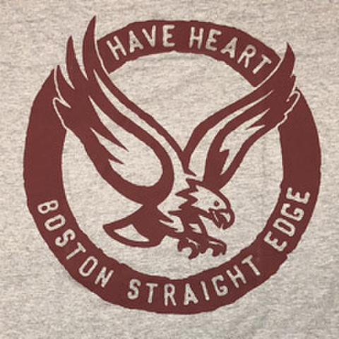 "HAVE HEART ""Straight Edge Eagle"""