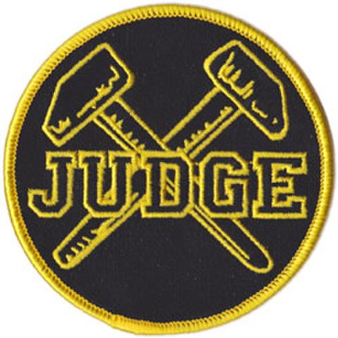 "JUDGE ""Logo"" Patch"