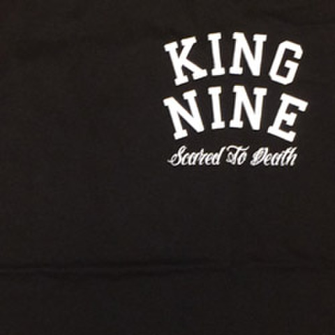 "KING NINE ""Scared To Death"""