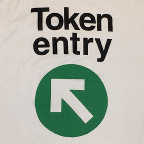 """TOKEN ENTRY """"Logo"""""""