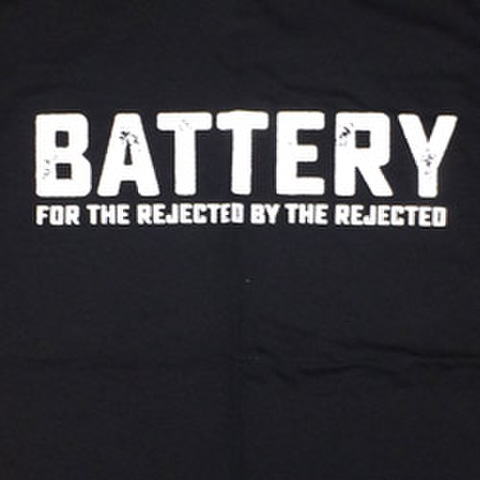 "BATTERY ""For The Rejected"""