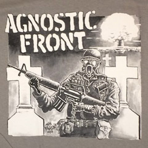"AGNOSTIC FRONT ""Nuke Cemetary"""