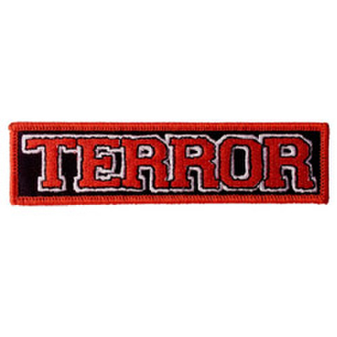 "TERROR ""Logo"" Patch"