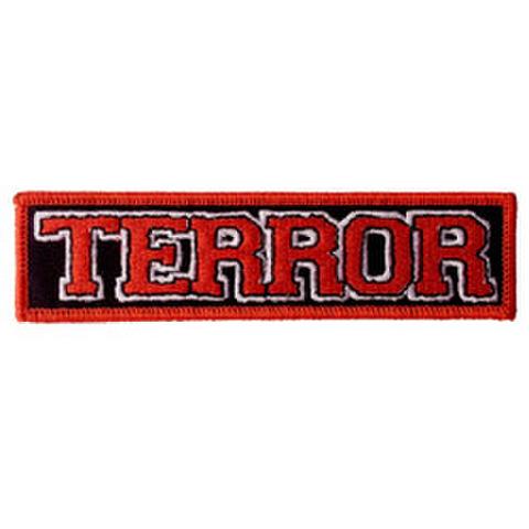 "TERROR ""Logo"" Patch"