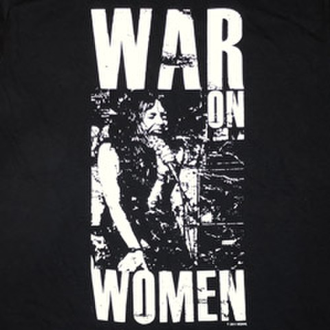 "WAR ON WOMAN ""Improvised Weapons"""