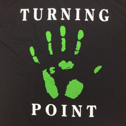 "TURNING POINT ""Hand Print"""