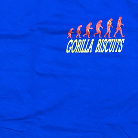"GORILLA BISCUITS ""Start Today"""