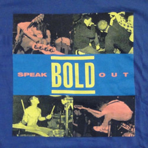 "BOLD ""Speak Out Cover"""