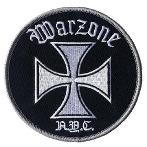 "WARZONE ""Iron Cross"" Patch"