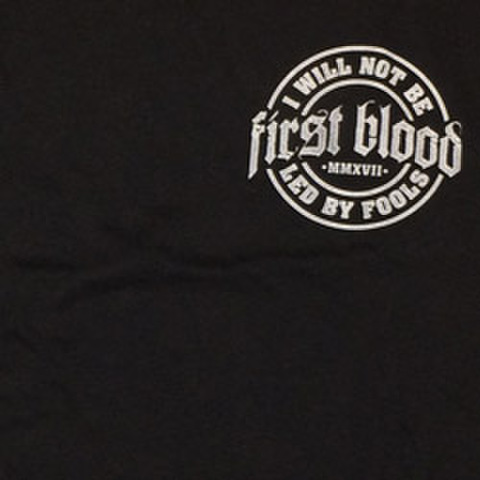 "FIRST BLOOD ""Collage"""