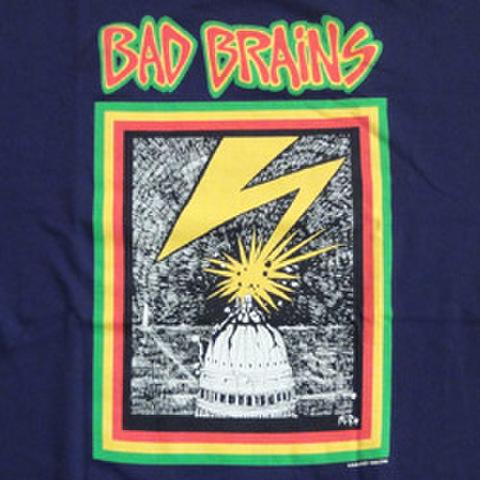 """BAD BRAINS """"Capitol"""" Black"""