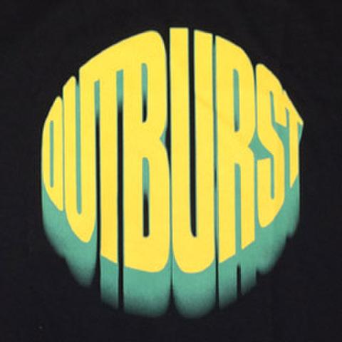 """OUTBURST """"Circle Logo"""""""