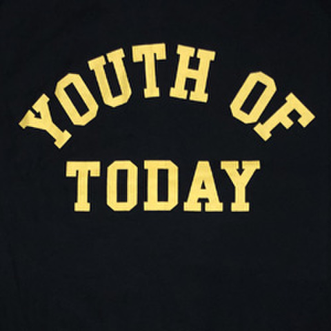 "YOUTH OF TODAY ""Wake Up And Live"""