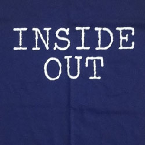 "INSIDE OUT ""Typeface"" Black"