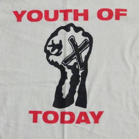 "YOUTH OF TODAY ""Break Down The Walls"""