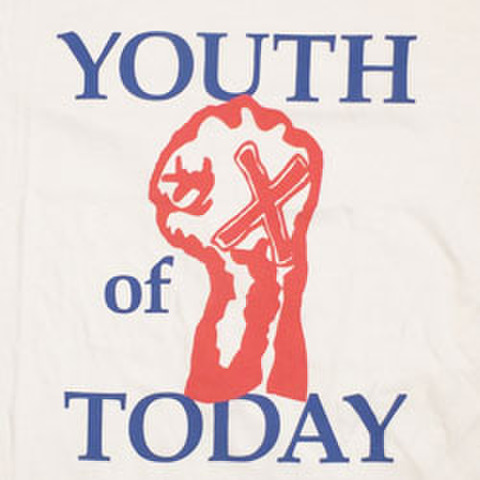 "YOUTH OF TODAY ""Fist"""