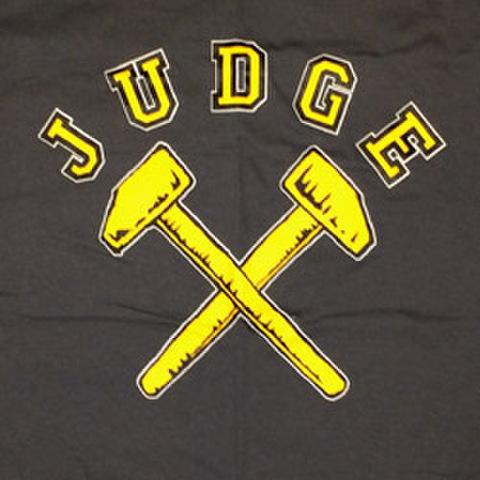 "JUDGE ""Arched Logo"""