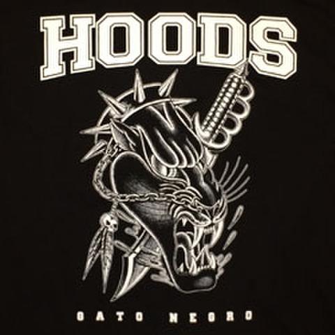 """HOODS """"Gato Negro"""""""