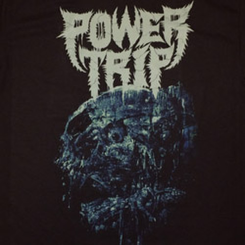 "POWER TRIP ""Nightmare Logic Skull"""