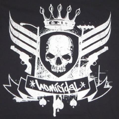 """HOMICIDAL """"Skull"""""""