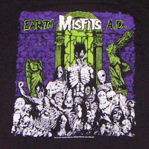 """MISFITS """"EARTH A.D"""""""