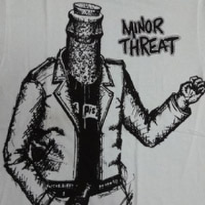 MINOR THREAT  bottled violence