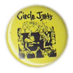 CIRCLE JERKS pin