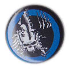"GERMS ""skelton"" pin"