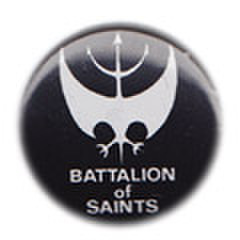BATTALION OF SAINTS pin