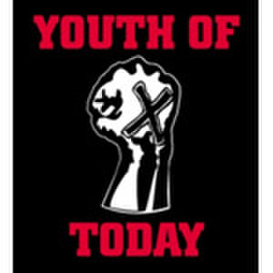 YOUTH OF TODAY sticker fist