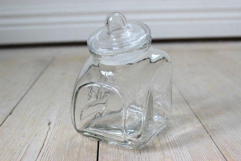 ガラスのメディシンボトル(Clear)1