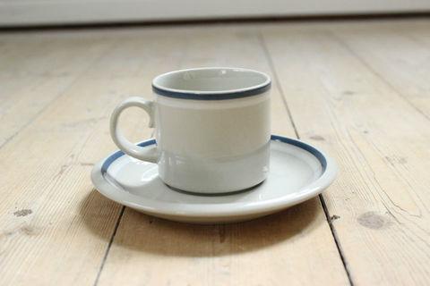 ARABIA(アラビア)/Pilvi(ピルヴィ)デミタス/コーヒーカップ&ソーサー