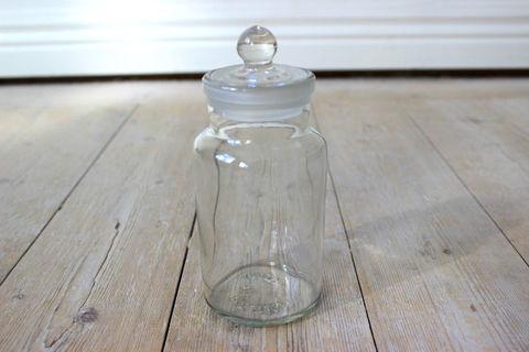 ガラスの密閉ボトル(Clear)3