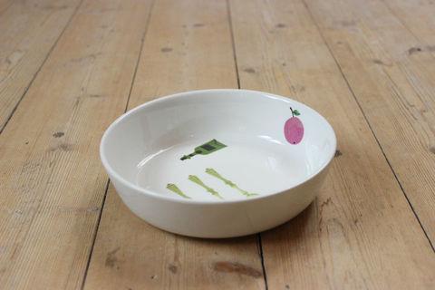 GUSTAVSBERG(グスタフスベリ)/PYNTA(ピンタ)ボウル(深皿)17cm7