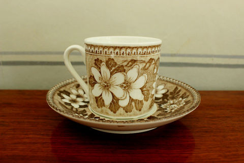 OLD GUSTAVSBERG(オールドグスタフスベリ)/KUNGL SLOTT(王宮)コーヒーC&S