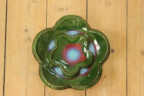 Rorstrand(ロールストランド)/Silvia Leuchovius お花の 陶板