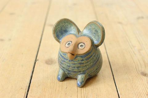 Lisa Larson(リサラーソン)/Menageri/ Spokmus ネズミ