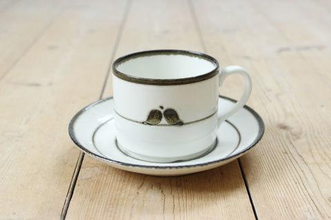 Rorstrand(ロールストランド)/NORDICA(ノルディカ)コーヒーカップ&ソーサー
