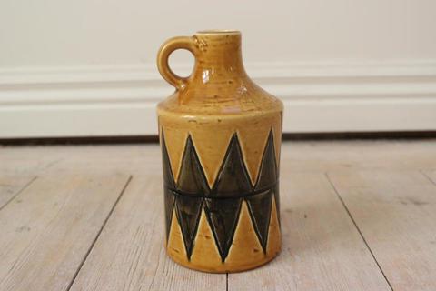 Rorstrand(ロールストランド)/Harlekin(ハレキン)花瓶(Vase)
