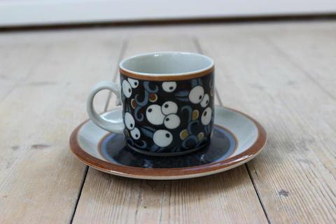 ARABIA(アラビア)/Taika(タイカ)コーヒーC&S/2