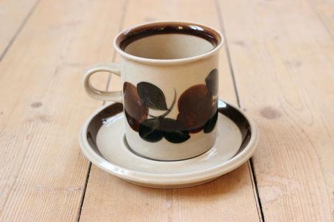 ARABIA(アラビア)/Ruija(ルイージャ/ルイヤ) コーヒーカップ&ソーサー4
