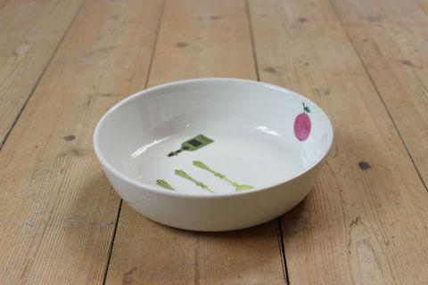 GUSTAVSBERG(グスタフスベリ)/PYNTA(ピンタ)ボウル(深皿)17cm6