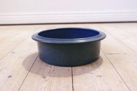 ARABIA(アラビア)/Blue Ruska(ブルールスカ)サラダボウル(深皿・大)23.5cm