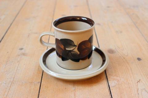 ARABIA(アラビア)/Ruija(ルイージャ/ルイヤ) コーヒーカップ&ソーサー3