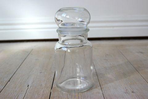 ガラスのメディシンボトル(Clear)2