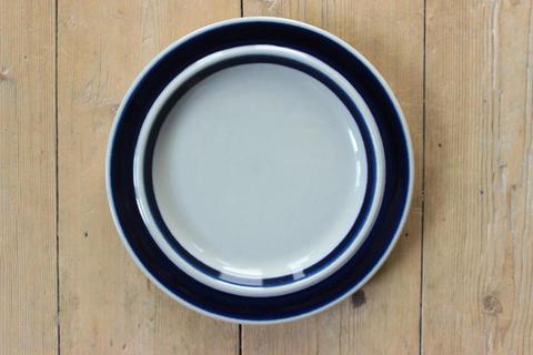 ARABIA(アラビア)/Anemone(アネモネ)デザートプレート17.5cm