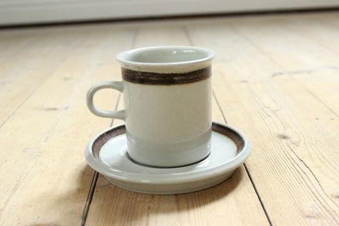 ARABIA(アラビア)/Karelia(カレリア)コーヒーカップ&ソーサー1