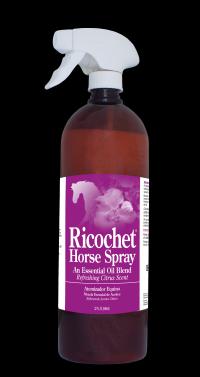 ペット用  Ricochet Horse Spray 約1リットル