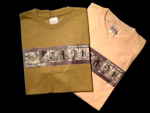 2008 D.K H Original T-Shirts キャメル